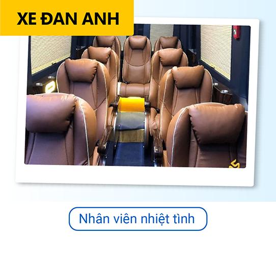 Đặt vé xe đi Đà Lạt tại VeXeRe, nhận ngay ưu đãi 500k, đặt xe Đan Anh xịn giá tốt 2