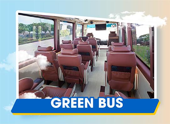 Chắc vé trong tay đi sapa ngay với xe Green Bus