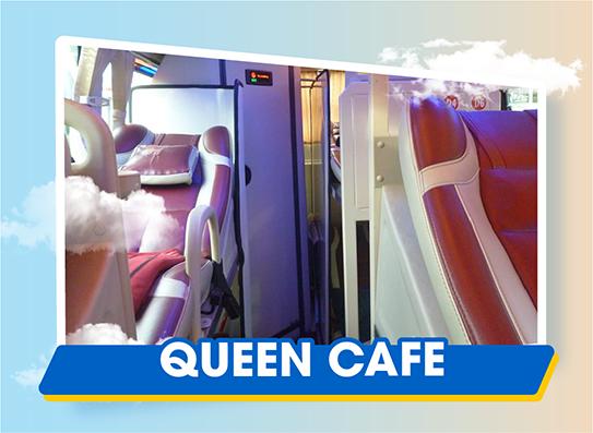 Chắc vé trong tay đi sapa ngay với xe Queen Cafe