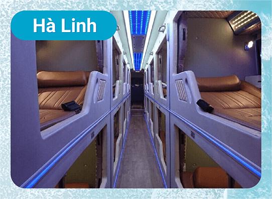xe Hà Linh đi Nha Trang