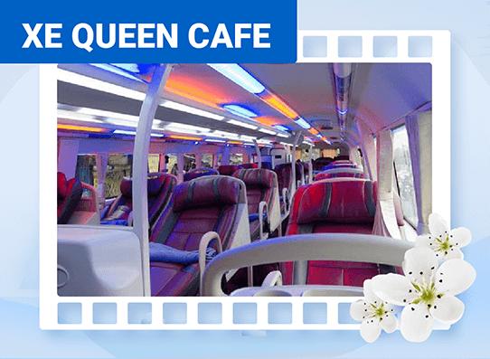 xe Queen Cafe đi SaPa